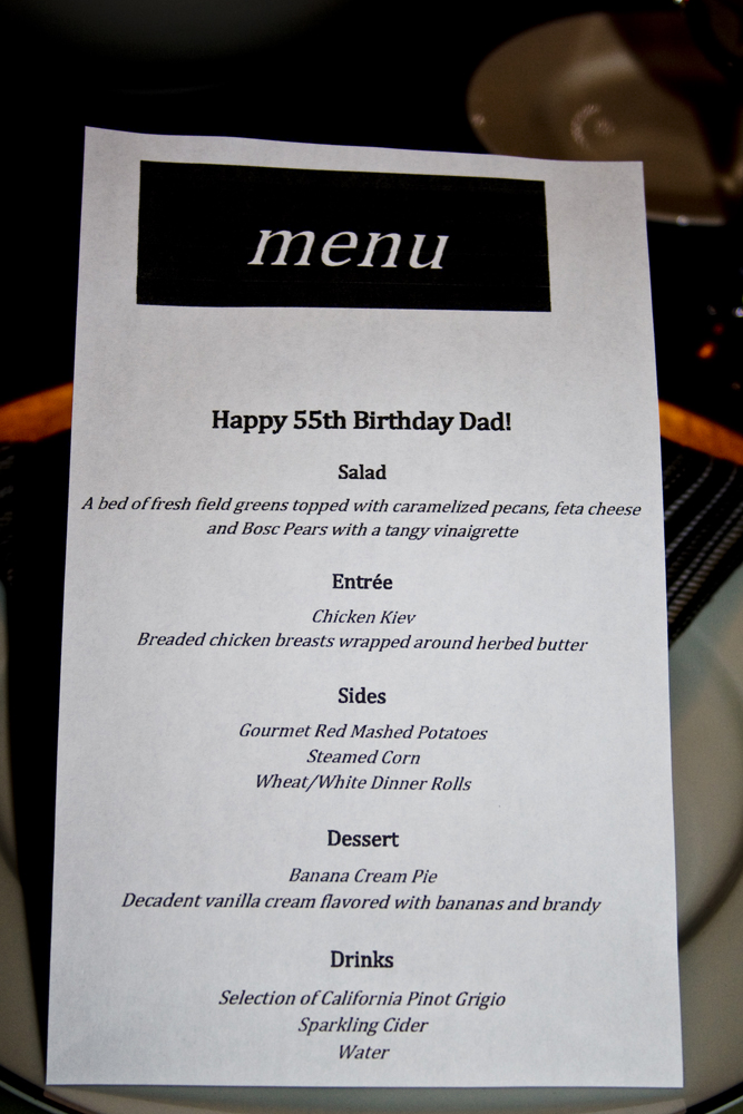 dad s birthday dinner recap bakerlady