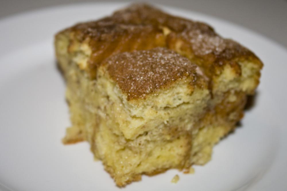 Baked Eggnog French Toast | Bakerlady
