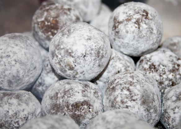 Chocolate Rum Balls | Bakerlady