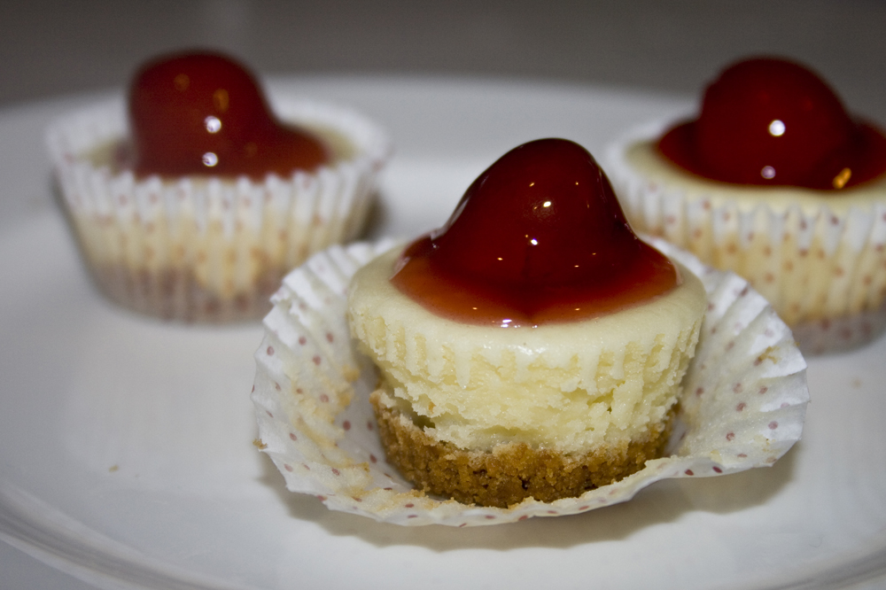 Mini Cheesecakes | Bakerlady