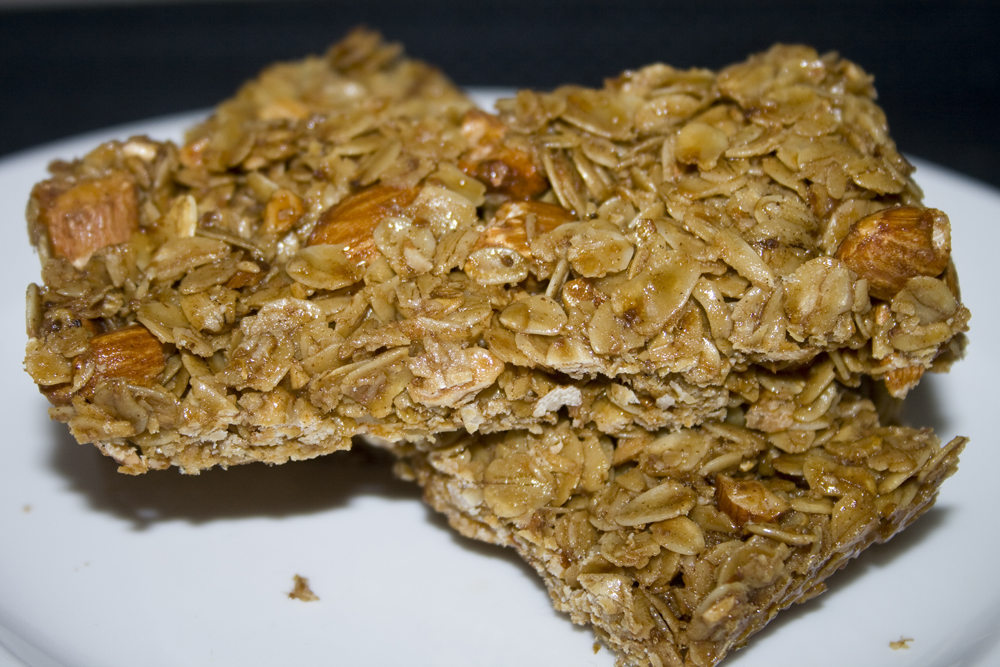 America S Test Kitchen Granola Bars