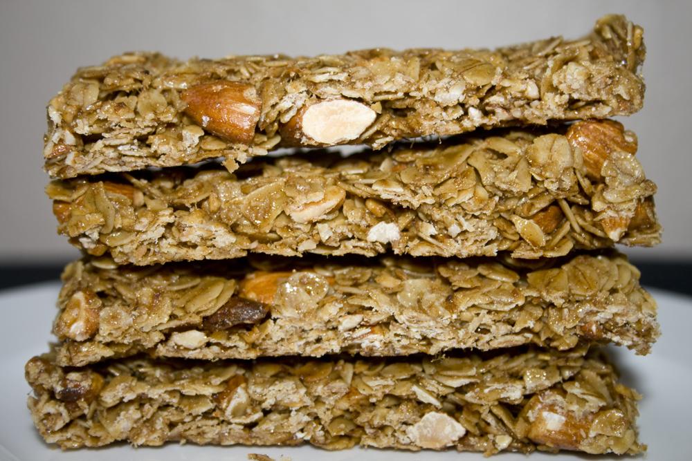 Crunchy Granola Bars | Bakerlady