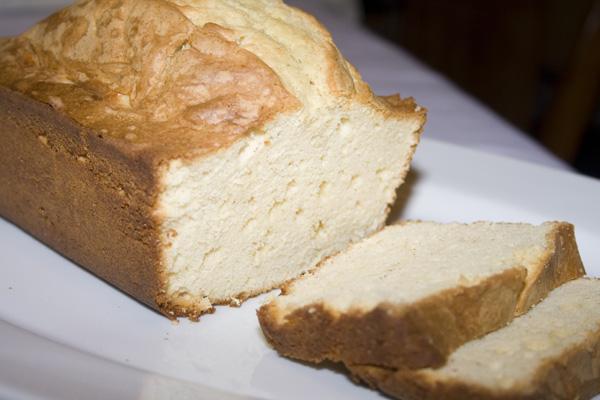 Eggnog Pound Cake | Bakerlady