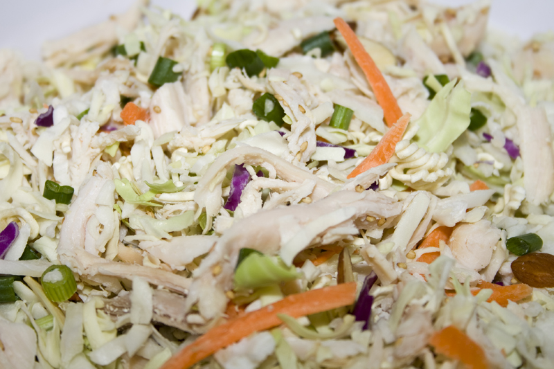 Chinese Chicken Salad – Bakerlady