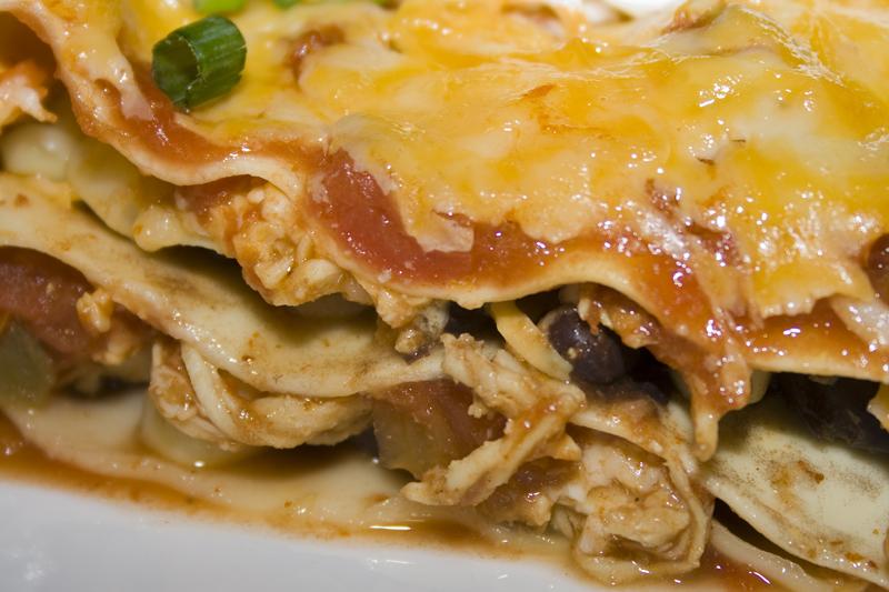 Tex-Mex Lasagna – Bakerlady