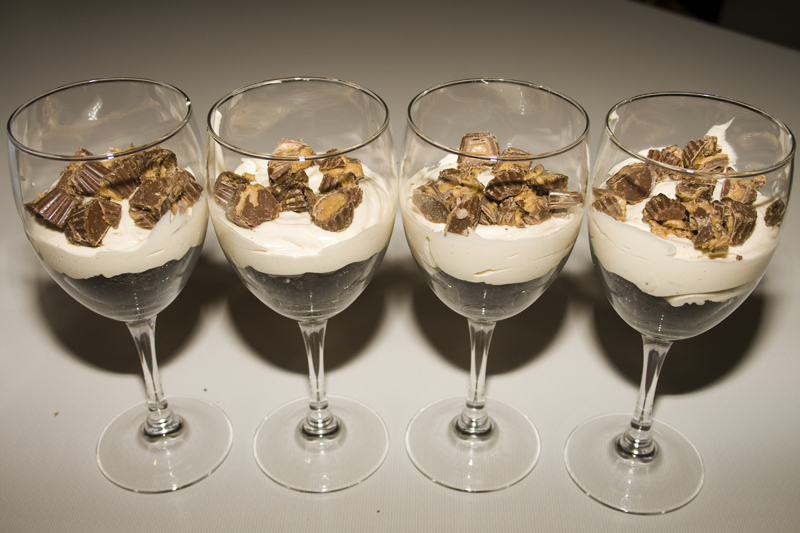 Chocolate Peanut Butter Parfait03