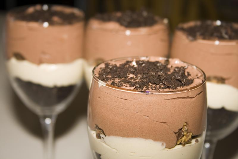 Chocolate Peanut Butter Cup Parfait – Bakerlady