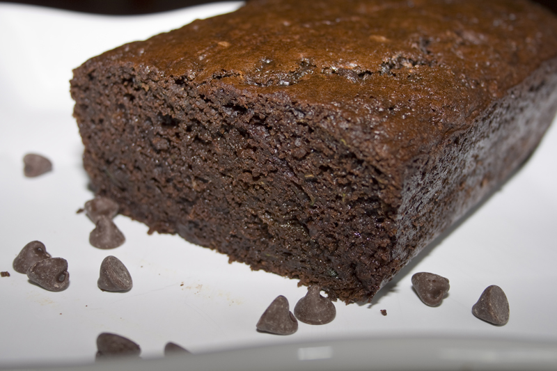 Zucchini Bread With White Cake Mix