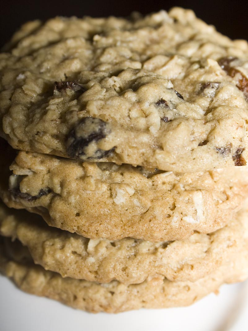 Perfect Oatmeal Raisin Cookies – Bakerlady