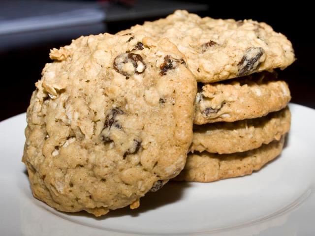 perfect oatmeal raisin cookies bakerlady