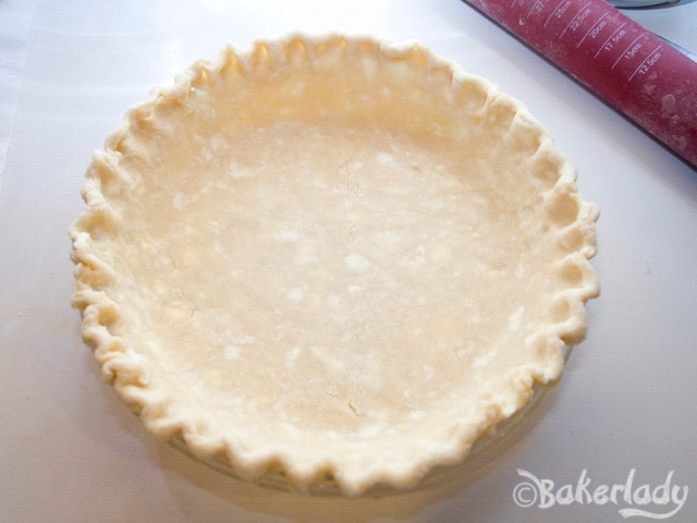 The Perfect Pie Crust - Bakerlady