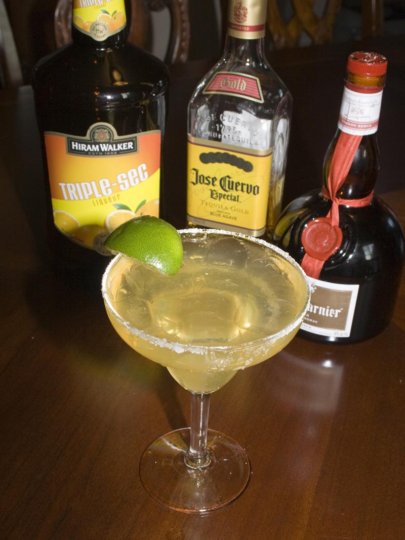 Perfect Margarita On The Rocks | Bakerlady