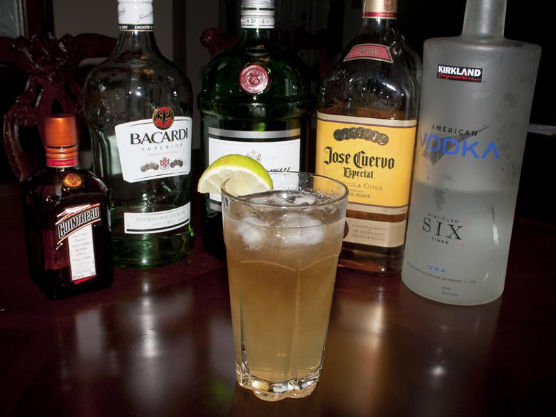 Houlihan S Long Island Recipe