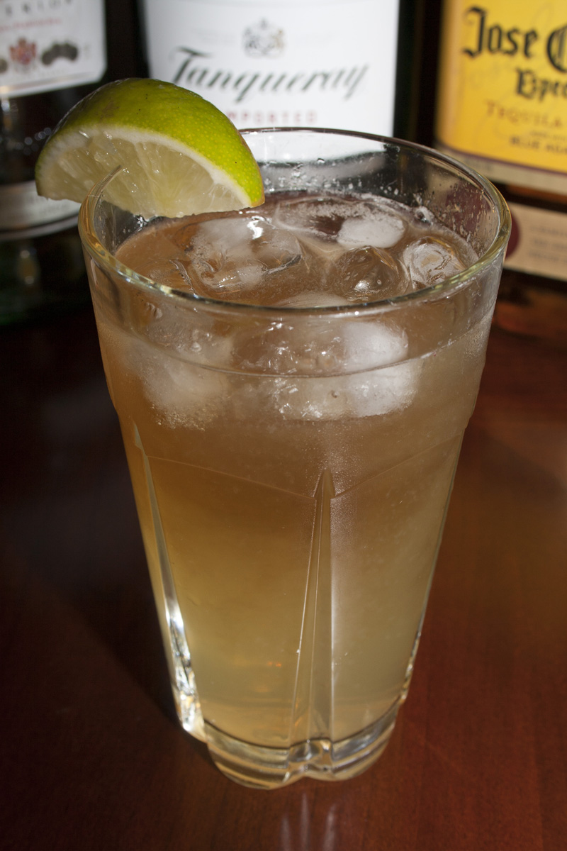 Long Island Iced Tea | Bakerlady