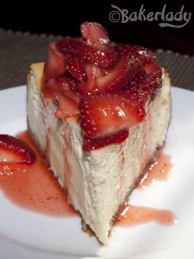 New York Cheesecake – Bakerlady