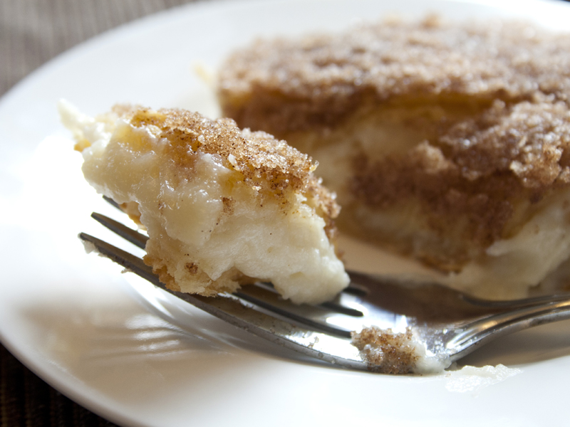 Sopapilla Cheesecake Dessert Recipe — Dishmaps