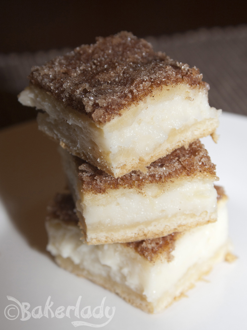Sopapilla Cheesecake - Bakerlady