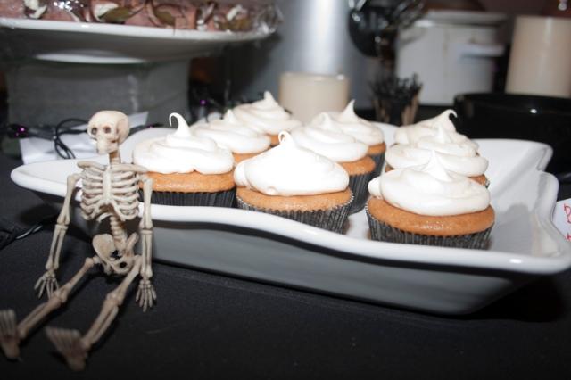 Pumpkin Spice Deathcakes - Bakerlady