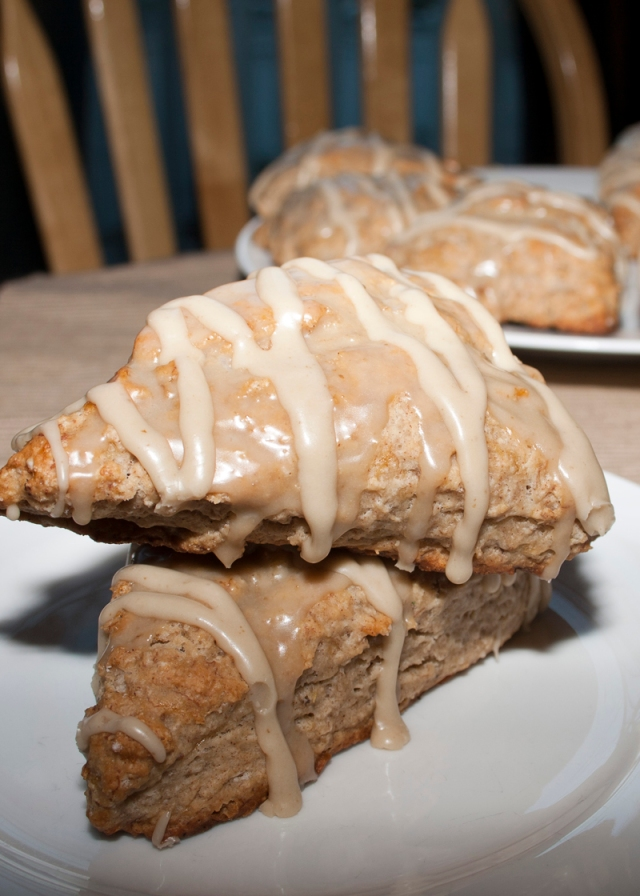 Banana Bread Scones11