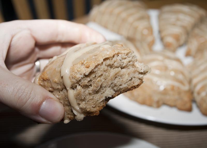 Banana Bread Scones14