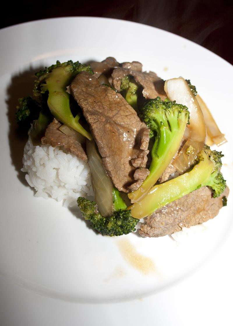 Broccoli Beef   Bakerlady