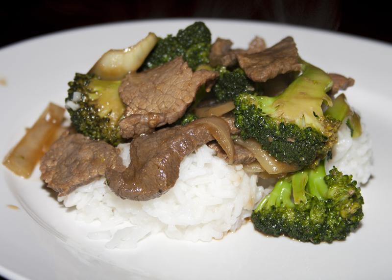 Broccoli Beef | Bakerlady