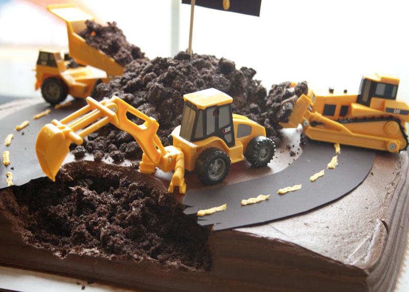 Road Cake Ideas