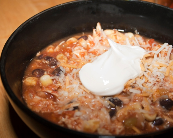 Crock Pot Chicken Taco Chili04_1