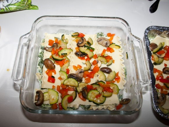 White Vegetable Lasagna14