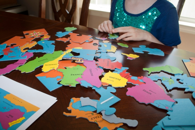 Geo Puzzles - The Most Amazing Puzzles EVER!