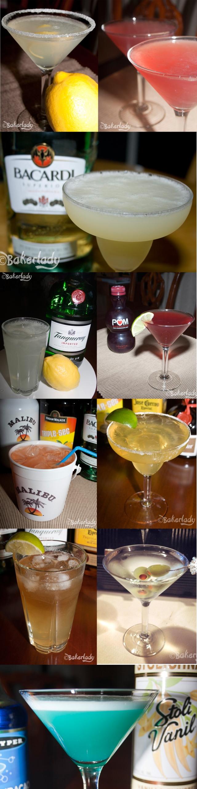 Top 10 Drinks for Summer! - Bakerlady