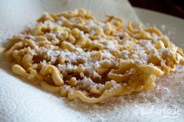 Funnel Cakes - Bakerlady