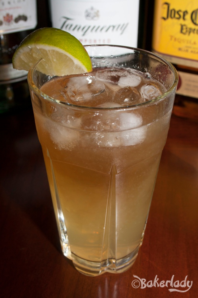 Long Island Iced Tea - Bakerlady