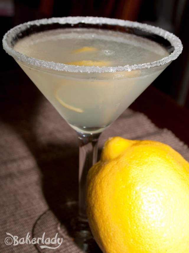 Perfect Lemon Drop - Bakerlady