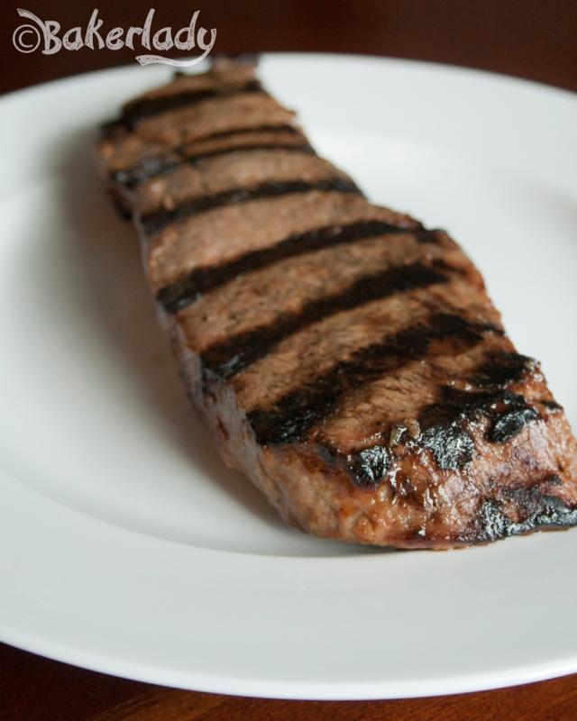 BBQ Master Tri Tip Steak - Bakerlady
