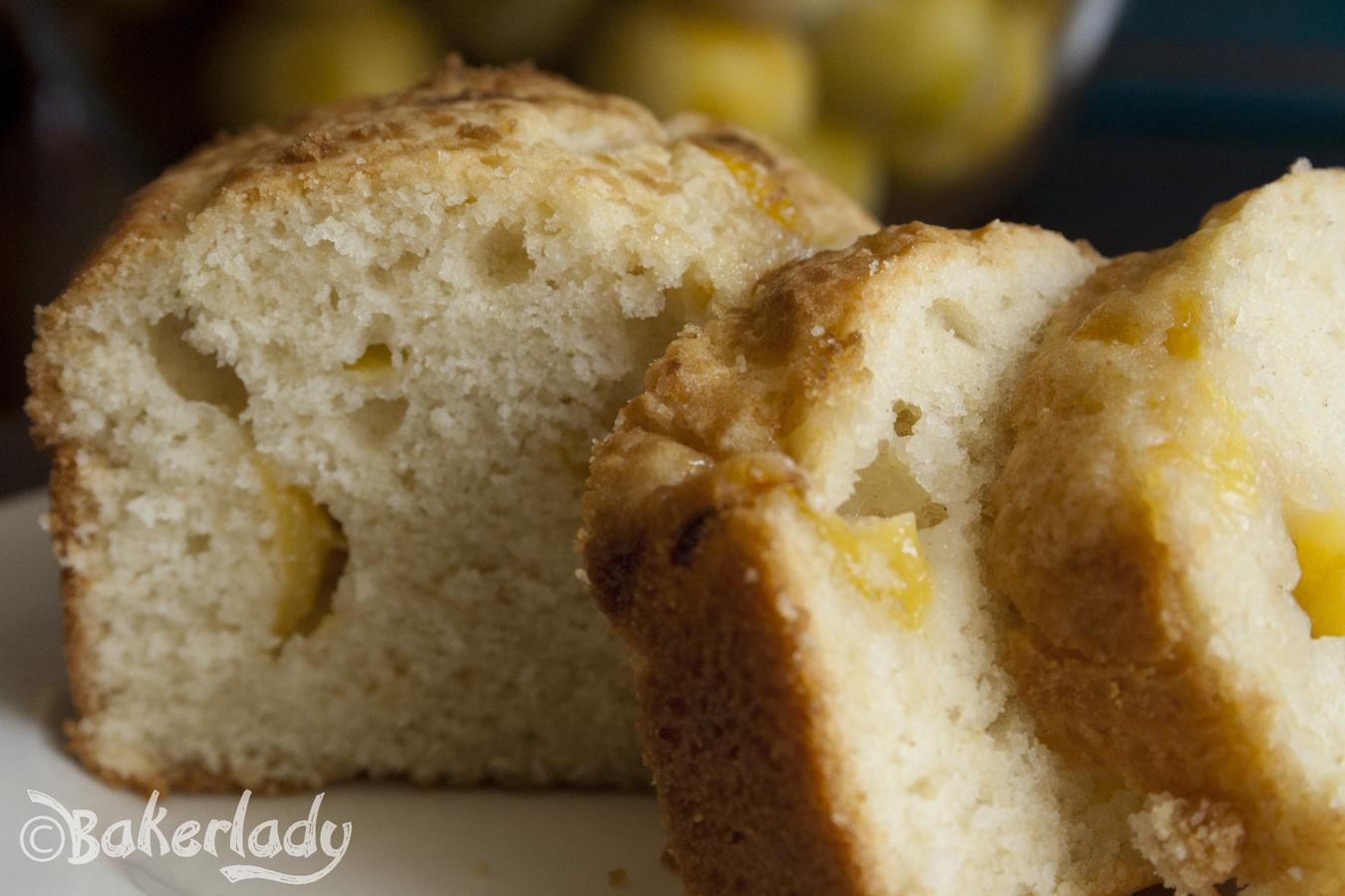 Plum Cake Bread Bakerlady