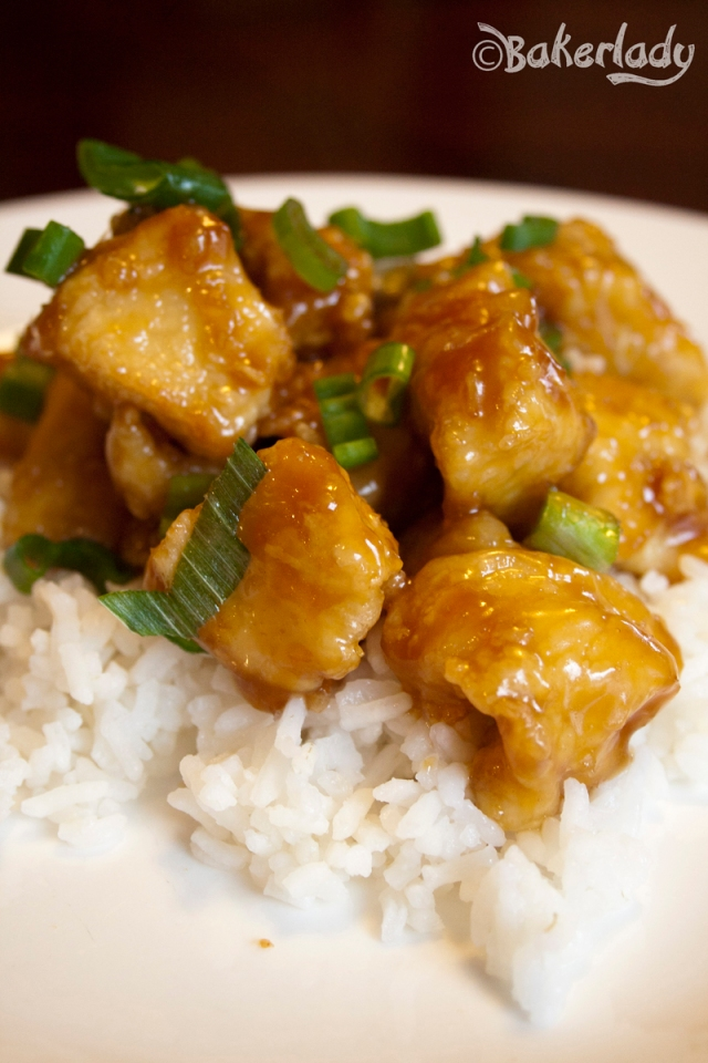 Not a Knockoff...It's a Knock Out Panda's Orange Chicken - Bakerlady