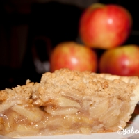 Honeycrisp Dutch Apple Pie