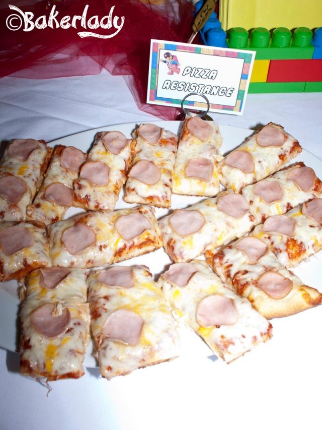 Pizza Resistance - Bakerlady