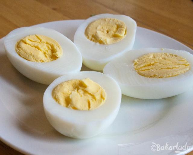 Alton Brown's Baked Eggs