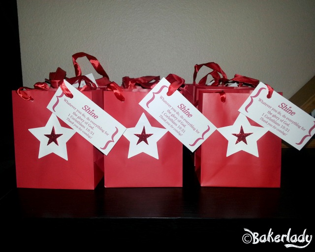 American Girl Gift Bags