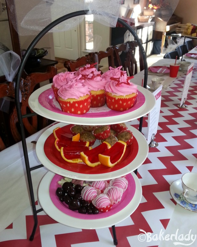 Sweet Surprises American Girl Tea Party