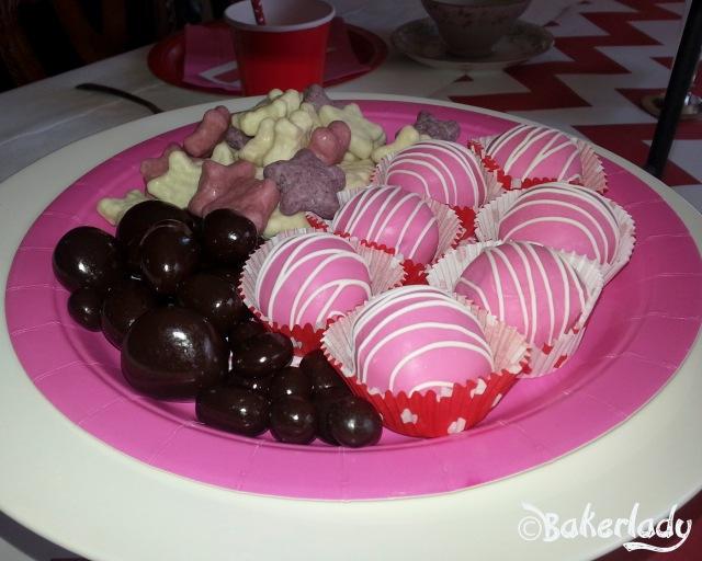 Oreo Truffles, Chocolate Fruits, Trader Joe's Cookies