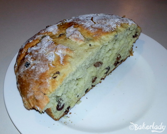 Easy Irish Soda Bread - Bakerlady