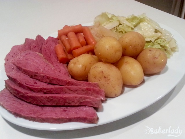 The Best Corned Beef Dinner Ever - Bakerlady